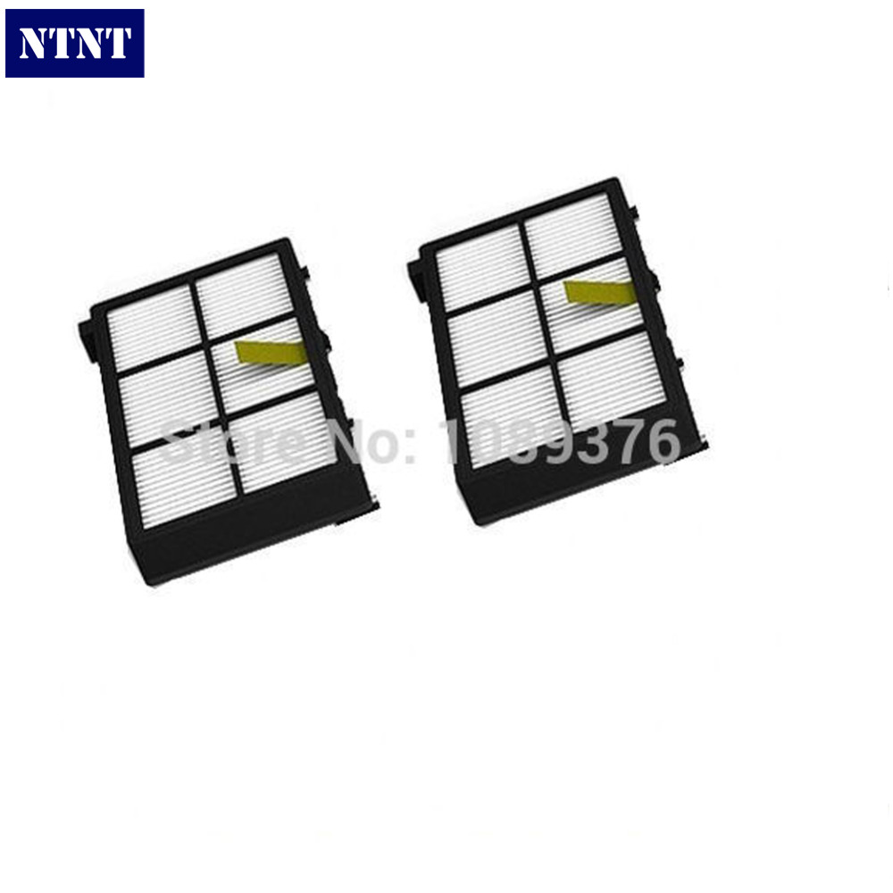 NTNT Free Post 2 x HEPA Filter filters For irobot Roomba 800 series 870 880 NEW ntnt free post 2 x hepa filter filters for irobot roomba 800 series 870 880 new