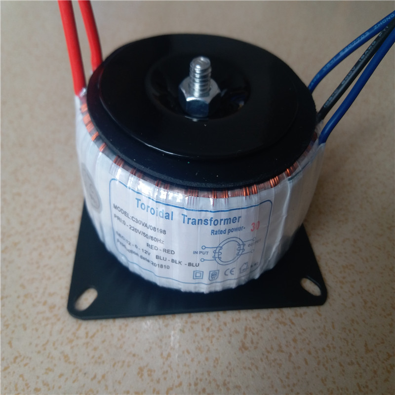 12V-0-12V 1.25A ring transformer Toroidal transformer 220V input 30VA dual 12V copper custom transformer power transformer 2pcs blue silicone permanent makeup eyebrow tattoo practice skin practice skin for microblading tattoo machine