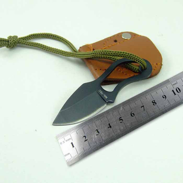 Il nuovo mini coltellino svizzero nero di alta qualità di campeggio - Utensili manuali - Fotografia 3