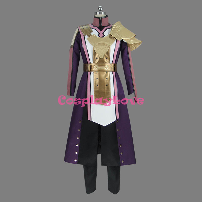 CosplayLove Fire Emblem Echoes Shadows Of Valentia Leon Costume Custom Made For Halloween Christmas CosplayLove (3)