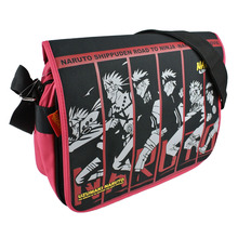 Cartoon font b Naruto b font font b Cosplay b font Canvas Shoulder Messenger Bags font