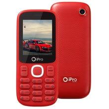 IPRO Горячая Продажа Разблокирована Мобильного Телефона Celular 2.0 Дюймов Сотовый Телефон Английский/Испанский/Португальский GSM Dual SIM Мобильный телефоны Оптом