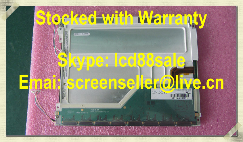 best price and quality  original  LTM12C275A  industrial LCD Display