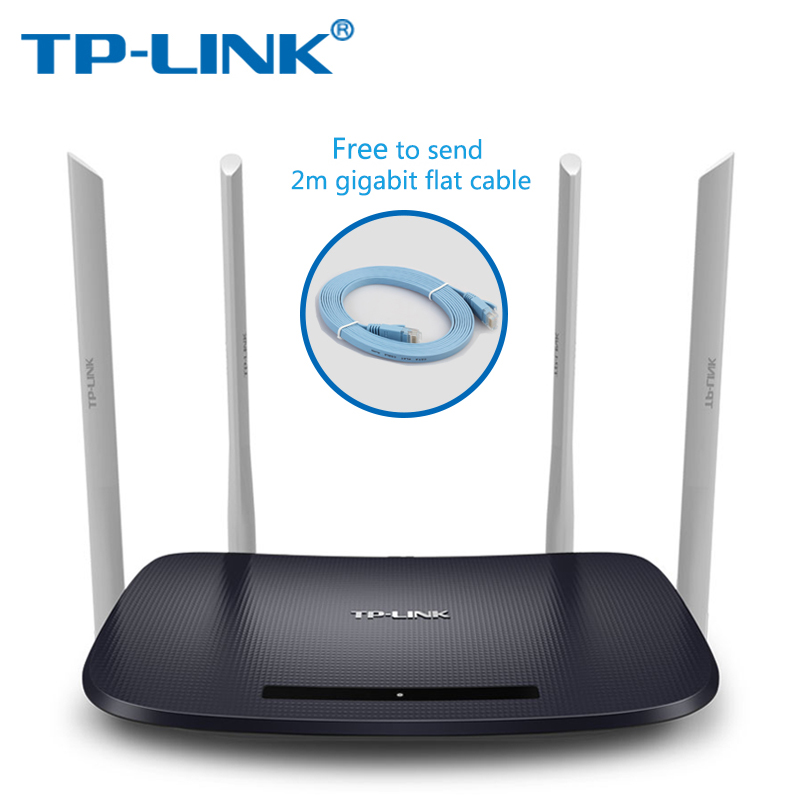 TP-Link Wireless Wifi Router AC1200 Dual-Band 2.4G 5.0G Wireless Router 802.11ac Wifi repeater TL-WDR6300 APP Routers send cable