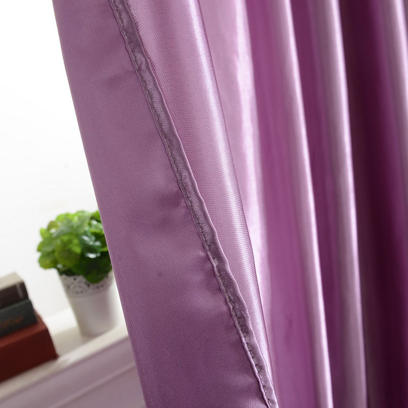 Hot Sales Home Window Curtain Living Room Bedroom Sheer Solid ...