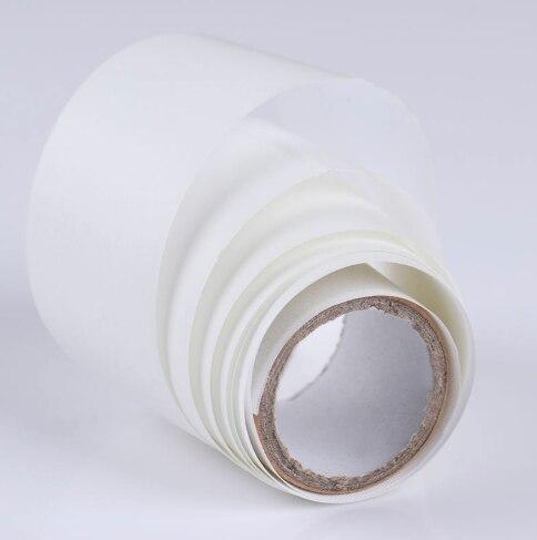 Adhesive Silk Nail Protector Wrap Fiberglass Reinforce Tools 3*100cm White UV Gel Acrylic Nail Art Tool