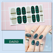 1 Piece fashion Nail Sticker Nails Art Decor 3D Nail Sticker DIY Sticker Decals Nail Art Decals New Manicure Tools 3d nail art fimo soft polymer clay fruit slices cartoon for nail manicure sticker cell phones diy designs wheel decoration czp35
