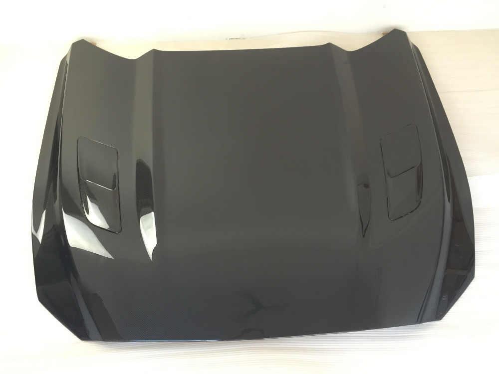 2015 MUSTANG капот BOONET--GT Стиль углеродного волокна W/FRP капот для FORD MUSTANG 2,3 красивый аксессуар и качество!