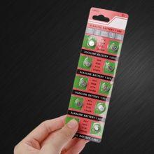 10PCS AG4 377A 377 LR626 SR626SW SR66 LR66 Watch Coin Battery