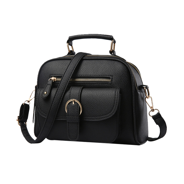 New Lovely Messenger Bag Fashion Women Shoulder Bag Vintage Winter Woman Handbag Crossbody Bag For Women