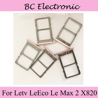 Sim Card Slot Tray Card Holder For Letv LeEco Le Max 2 X820 32 64GB ROM