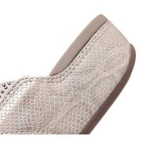 Image 3 - BEYARNE2019New נשים פרחוני חרוזים נצנצים קישוט רשת כפכפים פליפ פלופ סנדל טריז platformshoes sandalia femininaE054