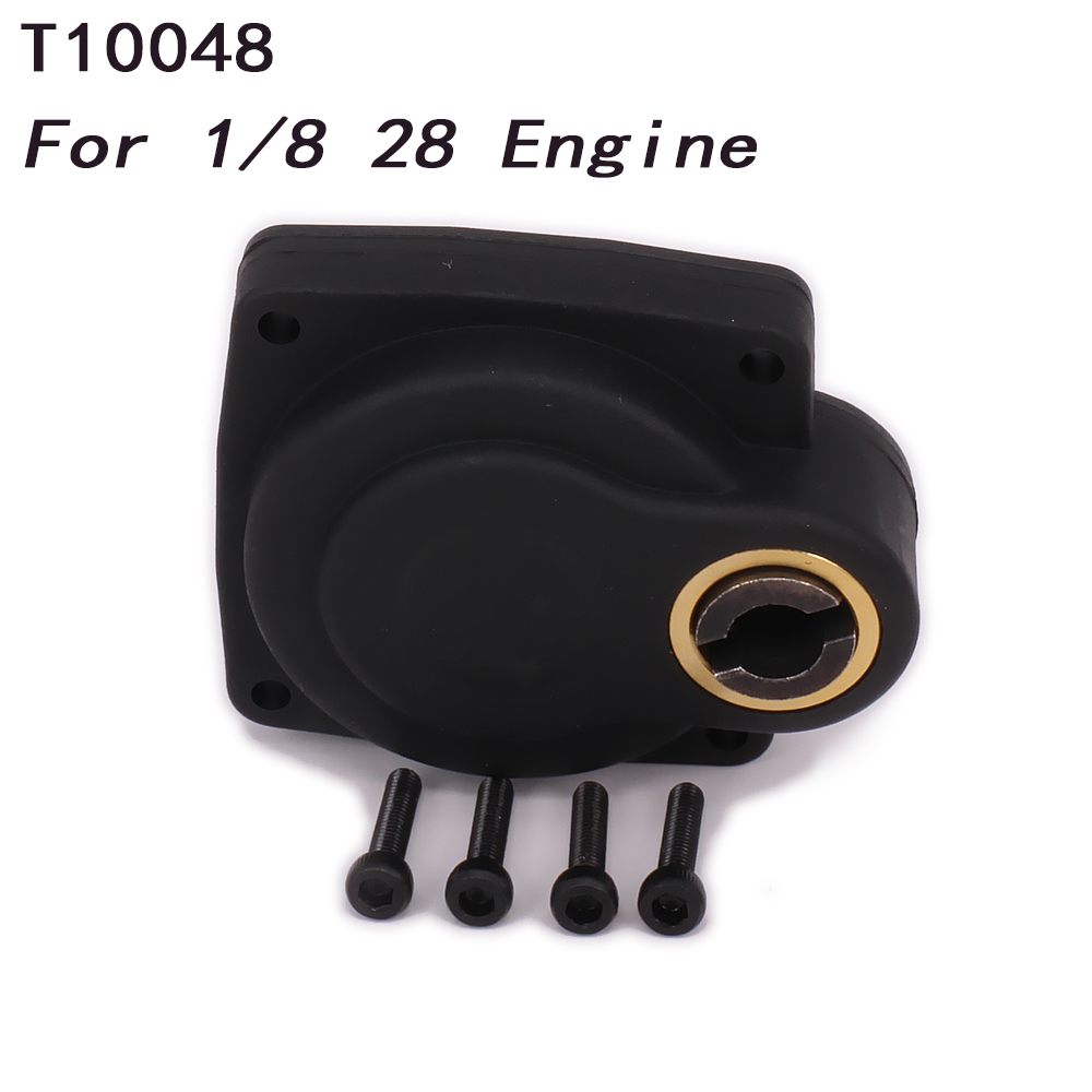 RCAWD Backplate Roto Starter Electric T10047 for 1//16 to 1//10 Rc Model Hobby Car 15-21 Nitro Engine 1Pcs E-Start