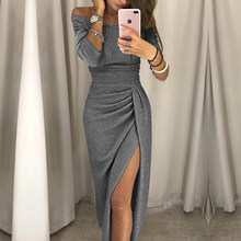 0286c3277b7e4 Popular Dress High Slit-Buy Cheap Dress High Slit lots from China ...
