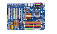 original desktop motherboard for gigabyte GA-P43-ES3G DDR2 LGA 775 P43-ES3G boards P43 Gigabit Ethernet motherboar free shipping