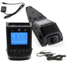 B40 A118 Новатэк 96650 AR0330 1080 P Перекодировщик Автомобиля Даш Камеры DVR GPS Жесткий Провод