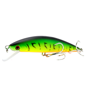 Image 2 - WLDSLURE Hot selling minnow 40g super sinking crank popper penceil bait good quality