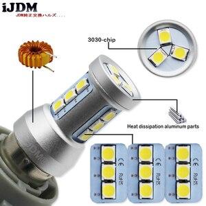Image 4 - Ijdm PW24W ledアンバーイエローエラーフリーPWY24W led電球用アウディa3 a4 a5 q3 vw mk7ゴルフccフォードフュージョンフロントターンシグナルライト