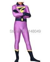 The Wonder Twins Zan Superhero Costume Halloween Costume