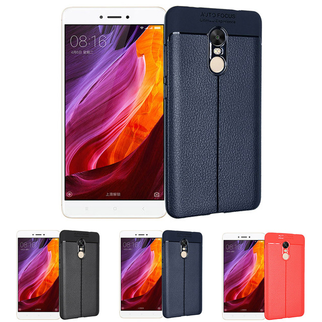 info for b3400 2b164 US $1.85  Lichee Pattern Auto Focus Protective Case Cover For Xiaomi Hongmi  Redmi Note 4X-in Fitted Cases from Cellphones & Telecommunications on ...