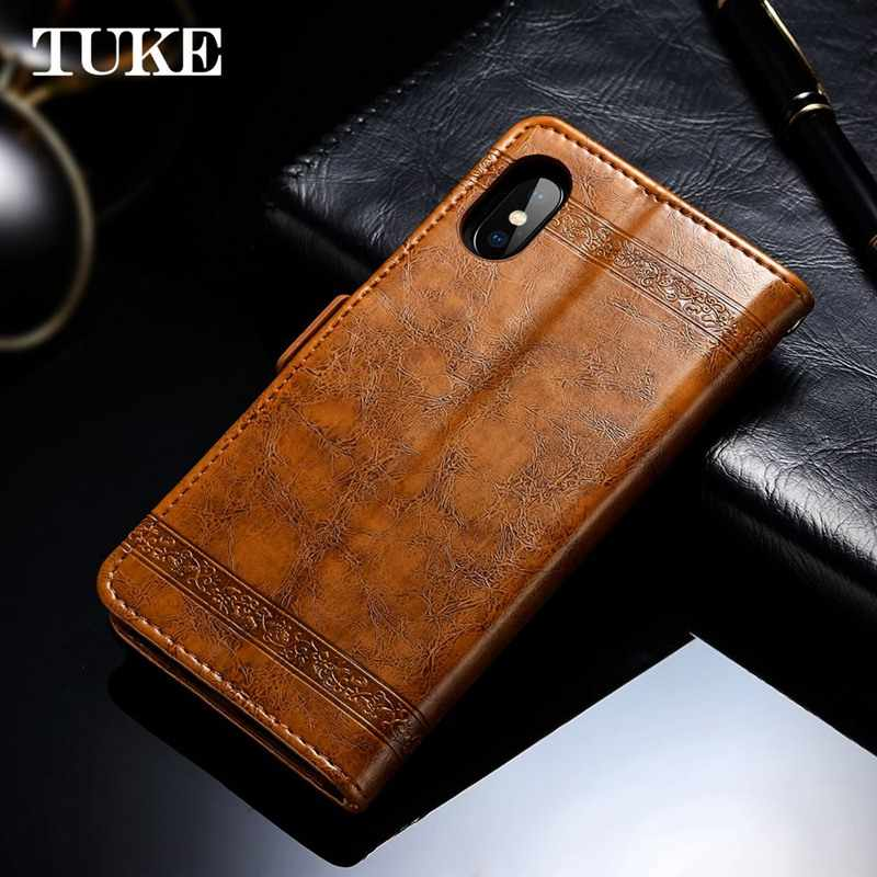 TUKE Embossed Flower Case For Samsung Galaxy A2 Core Cover Leather Wallet Flip Case For Samsung Galaxy A40 M30 A30 A50 M20 Case