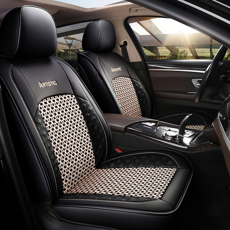 Nissan Terrano II Tailored Car Mats Mats with Colorful Embroidery