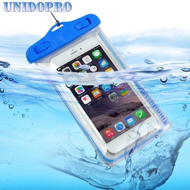 best website 5df2a d449d For Blackberry Motion KEYone DTEK70 Mercury DTEK60 DTEK50 Waterproof Phone  Case Cover Underwater Swimming Coque Fundas