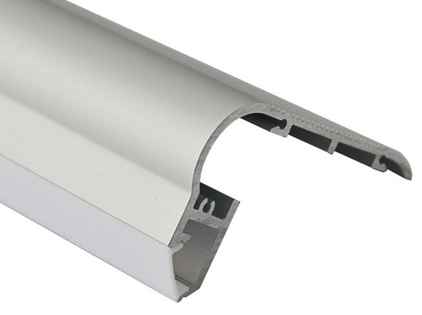 a3f7fbee5 ᗐMayoristas LED sistema de canal de aluminio con ópalo blanco ...