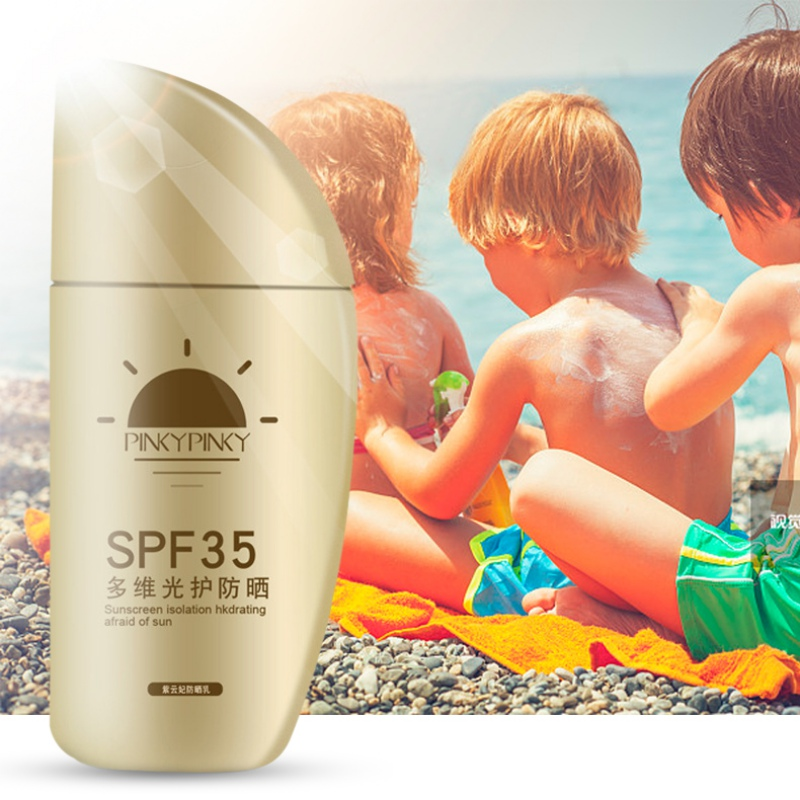 Hot Uv Radiation Solar Sunscreen Cream Sun Protection Sunscreen Protetor Whitening body Sunblock Lotion Sunbloc(China)