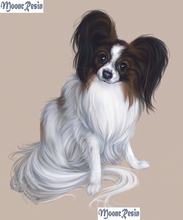 Painted Portrait Needlework Diamond Embroidery Long Hair Dog Diy Painting Cross Stitch Oil Home Decoration Kits