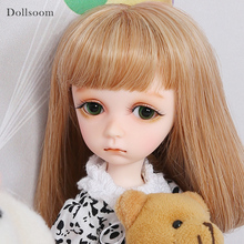Sd-Doll ANGEL BJD Colette Toys Body-Model Birthday Baby-Girls for Xmas Best Gifts FANTANSY