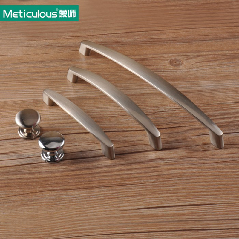 Meticulous Rustic cabinet knobs and handles Furniture Kitchen handle modern drawer Cupboard sliding door pull handle brushed dreld 96 128 160mm furniture handle modern cabinet knobs and handles door cupboard drawer kitchen pull handle furniture hardware