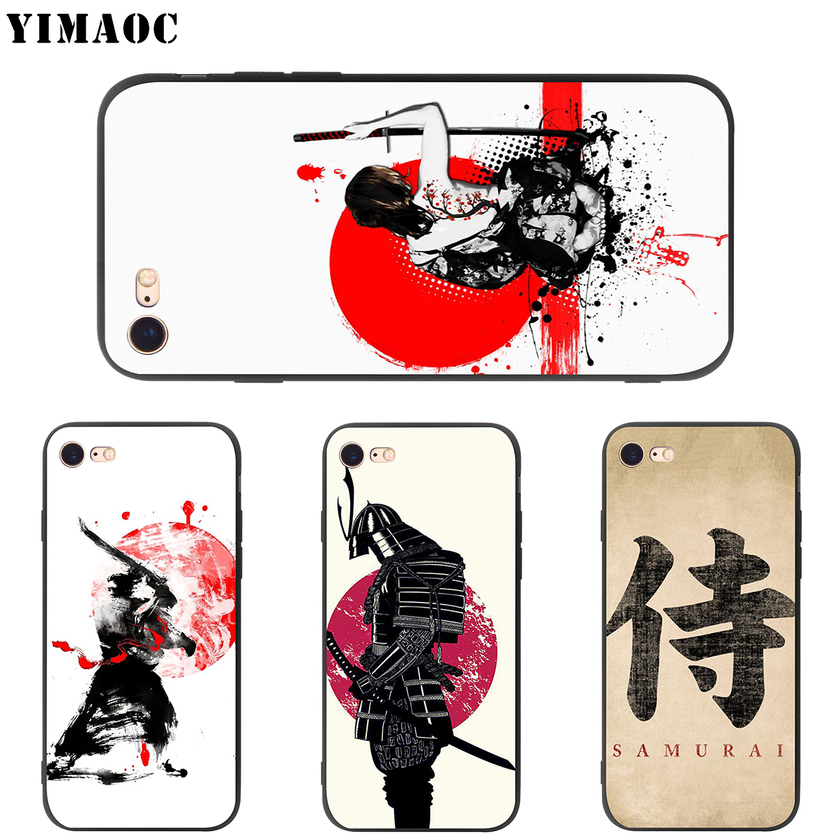 Fitted Cases Maiyaca Japanese Samurai Warrior Mask Helmet Case For Iphone X Xr Xs Max 6 6s 7 8 Plus 5 5s Se Cover Fundas 100% Original Cellphones & Telecommunications