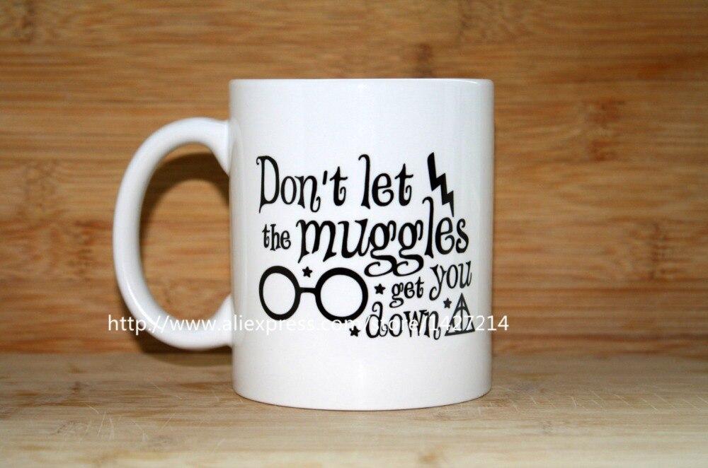 Color Changing Coffee Mug Harry Potter