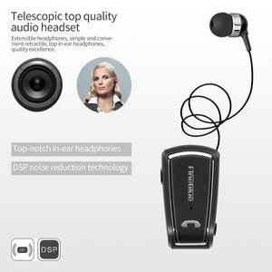 Image 3 - Fineblue V3 מיני אלחוטי נהג סטריאו Bluetooth 4.0 אוזניות נשלף קליפ ריצה אוזניות עבור Smartphone Auriculares