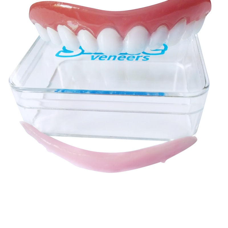 2017 Professional Perfect Smile Veneers Dub In Stock For Correction of Teeth For Bad Teeth Give You Perfect Smile Veneers M2 5