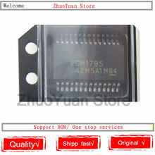 10PCS/lot PCM1795DBR PCM1795DB PCM1795 SSOP-28 New original IC chip(China)