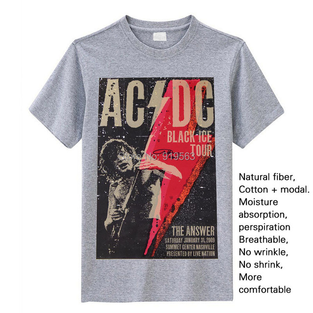 Vintage Rock And Roll Shirts