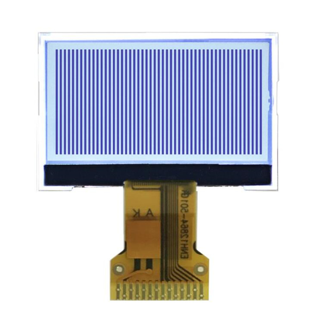 1.2 Inch COG Custom 12864 LCD Module 14PIN Walkie-talkie Display Black Dot Lcd Screen On White ST7567S Driver