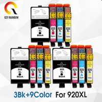 CMYK SUPPLIES ink cartridge Replacement ink cartridge for hp920XL for HP Officejet 6000 6500A 7000 printer ink