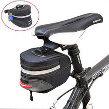 Mountain Road Bike Bicycle Tail Bag 16*10*10cm Saddle Bag Waterproof Rear Seat Package HZB001