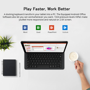 "Image 3 - CHUWI Hi9 בתוספת Helio X27 Deca Core אנדרואיד 8.0 Tablet PC 10.8 ""2560x1600 תצוגת 4GB RAM 128GB ROM 4G שיחת טלפון טבליות"