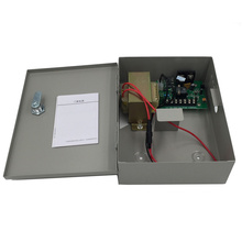 High-quality Access control power supply Box 12V 3A S-36-12 electric lock power box UPS Uninterrupted backup power box
