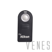 Wireless IR Infrared Shutter Remote Control suit for Nikon ML-L3 D3300 D5300