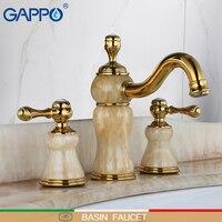 GAPPO Смесители бассейна ванная mixer цвета раковины torneira смеситель водопад краны на бортике кран устанавливает