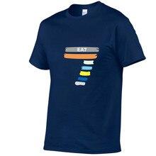 2019 New Men T shirt Summer Promotions fashion Hip-Hop Shirt Round collar short sleeve T-shirt fashion wholesale short sleeves