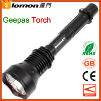 LED Flashlight CREE T6 High Power 5 Modes Fast Track Flash Light Rechargeable Torch Outdoor Sports