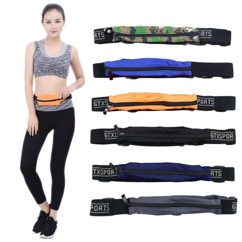 Comfortable Sports Bag Elastic Running Pockets Running Portable Waterproof Durable Riding Pockets Outdoor Mobile Phone Security