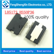 5pcs/lot  L05172 HSSOP36  M7 turtle injection driver module car engine body computer board IC chips  LO5172