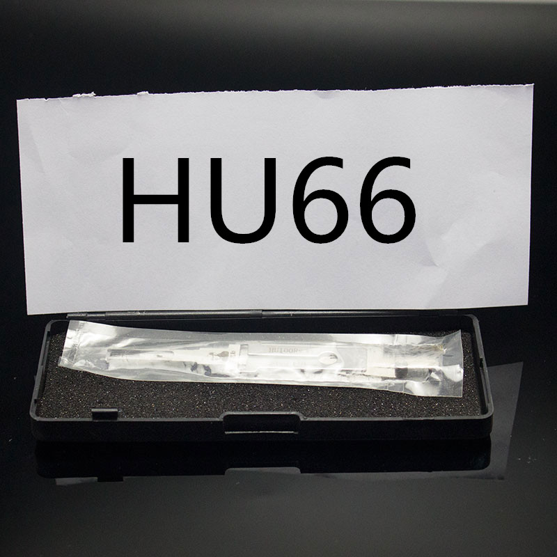 2 in 1 Genuine LiShi Locksmith Tools HU100 HU66 HON66 TOY48 SIP22 HU92 TOY48 HU64 HU100R HU162T-9 for Car/Auto Free Shipping free shipping2016 hot sale hu92 strong power stainless steel key for car professional locksmith tools